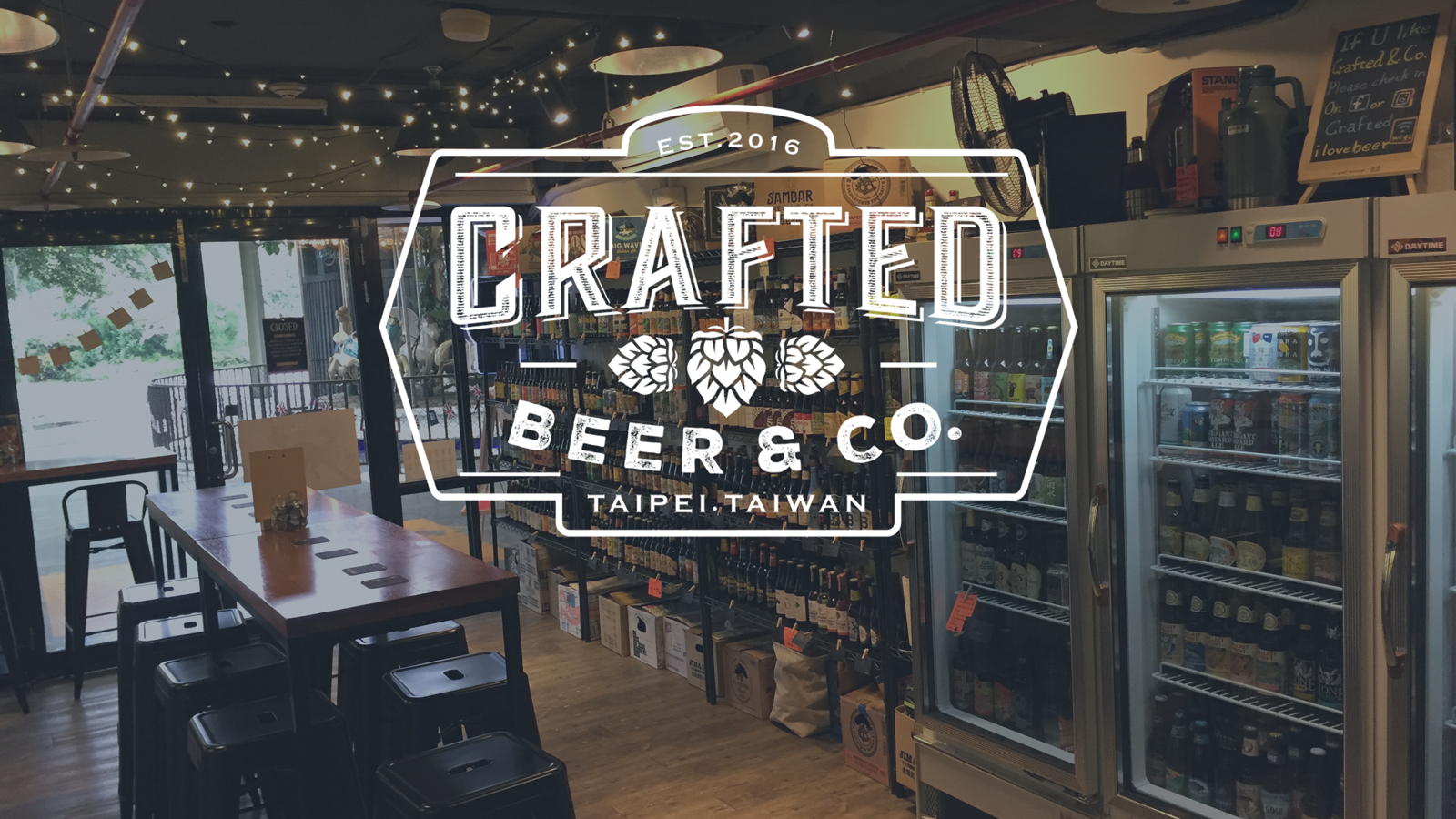 Crafted - Beer and Co.